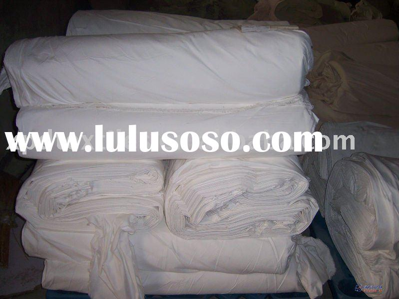 100%Polyester Bleached Fabric/Textiles
