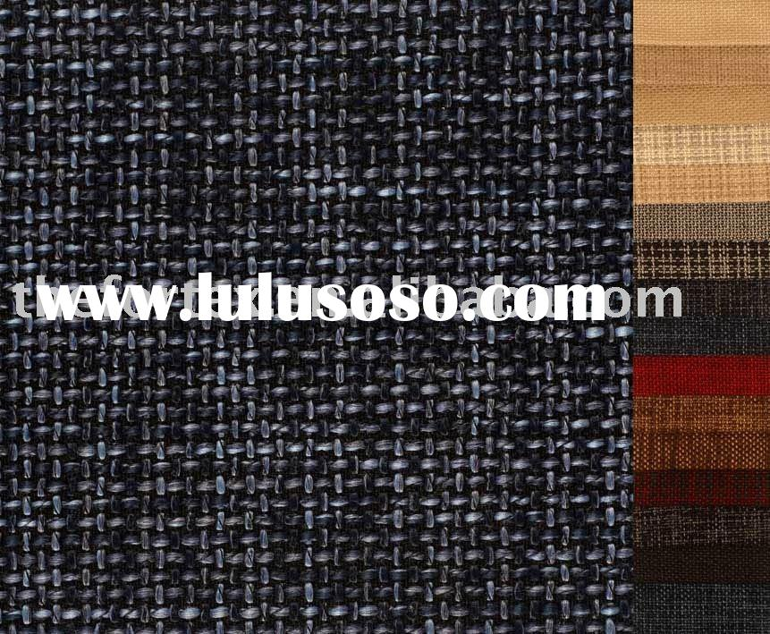 50% Acrylic 50% Polyester Chenille Fabric for sofa