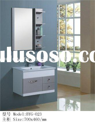 Bathroom Cabinets including medicine cabinets and towel storage at