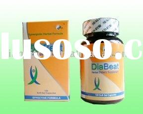 Diabeat-Chinese Natural Herbal Medicine for Diabetes