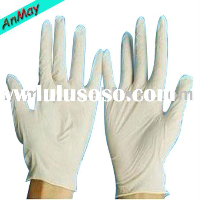 For industrial use and daily use latex examination gloves in malaysia