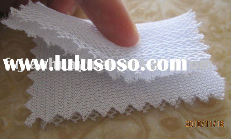 SANDWICH AIR MESH FABRIC (100% polyester fabric)