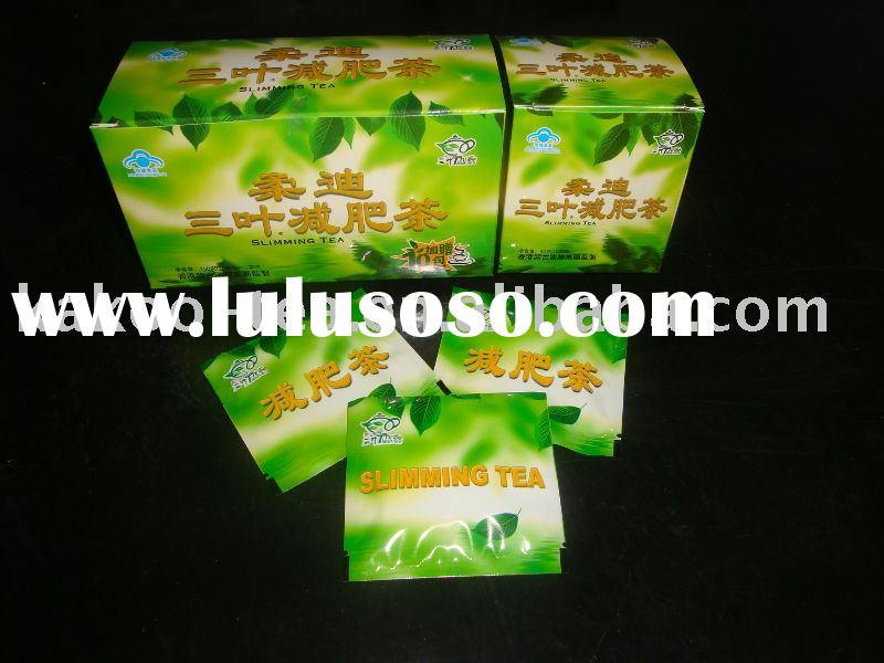 Three leaves slimming Tea