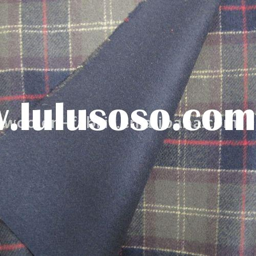 Wool/Nylon Fabric/Wool Textile/Tweed/Fashion Fabric/Wool Blend Fabric