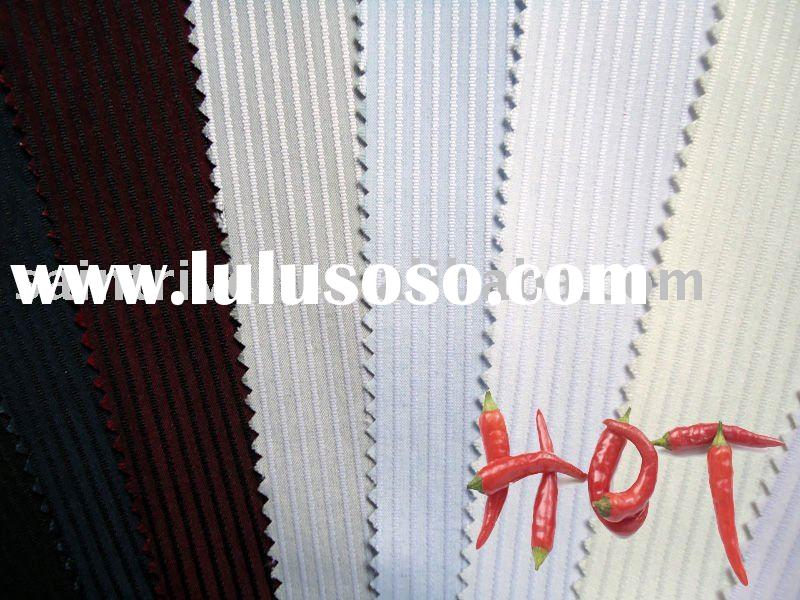 cotton polyester fabric for shirts /ready fabric (4061#)