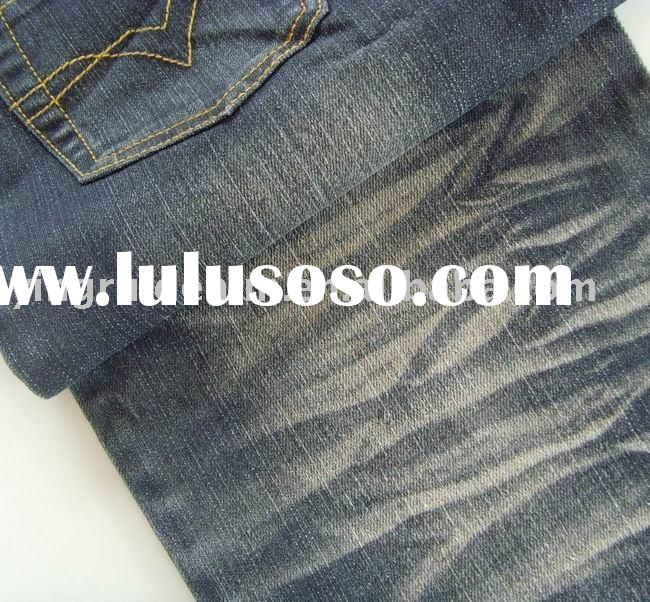 cotton polyester fabric; spandex denim fabric