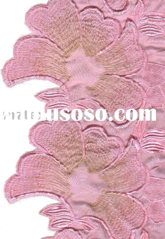 fabrics for embroidery
