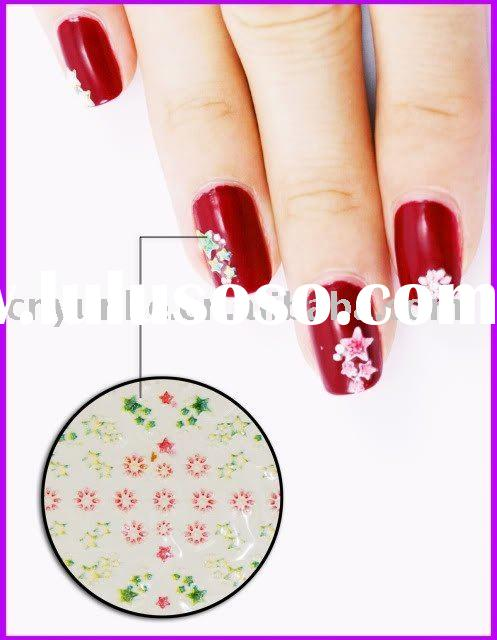Japanese 3d Nail Stickers#%