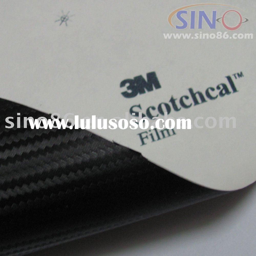 3M 3D carbon fiber vinyl film car sticker