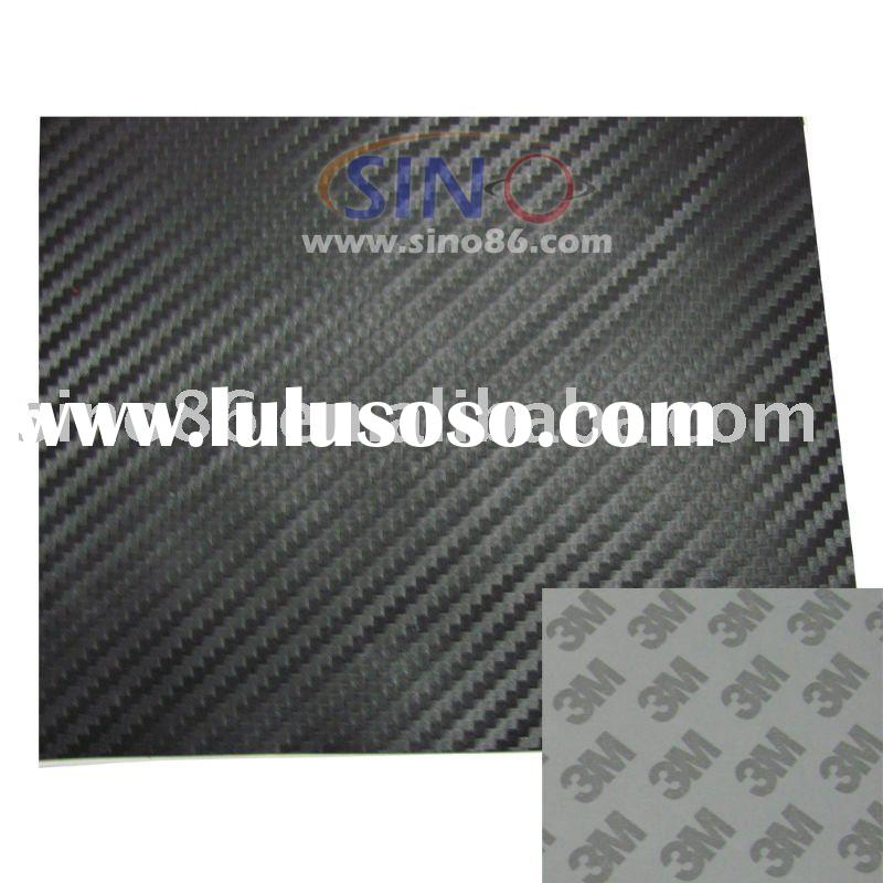 3M 3D carbon fiber vinyl film sticker for car decoration sticker