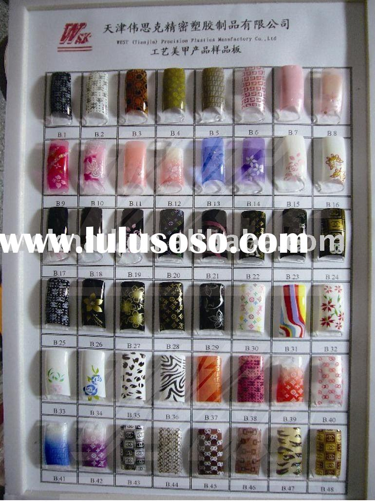 artificial nail kit, artificial nail kit Manufacturers in LuLuSoSo ...