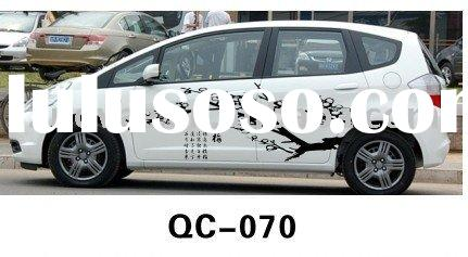 Cool Car Body Stickers