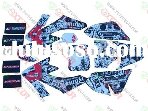 Dirt Bike Graphic&Sticker/Motorcycle Parts and Accessories