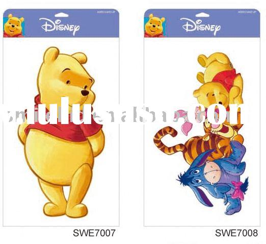 Disney Winnie The Pooh Wall Sticker (for Disney licensee only)