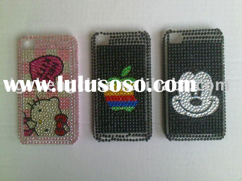 MOBILE PHONE HELLO KITTY, APPLE, MICKEY CRYSTAL, ARCYLIC STICKER/3D STICKER