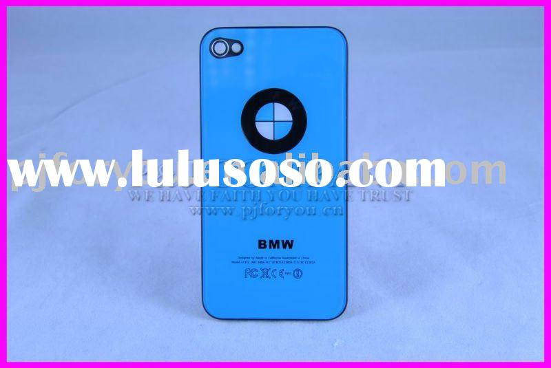 New Glass Design Back Cover for iPhone 4G Case