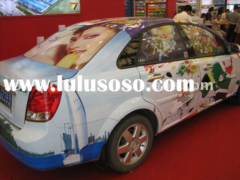 Printing vinyl / PVC sticker / adhesive sticker