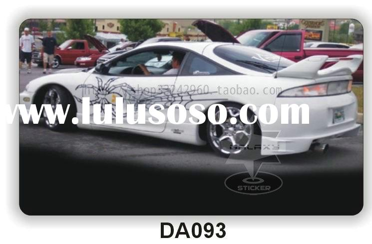 Vehicle Wrapping Car/Auto Body Vinyl Graphic Custom Stickers DA160
