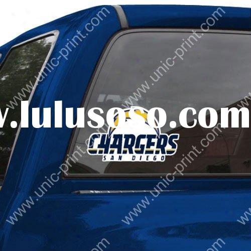 Window Decal-for NFL San Diego Chargers Club(UNIC-CS055)