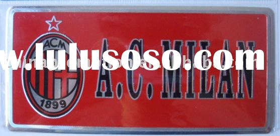 auto stickers/aluminum plate/car emblem/car badge/sports souvenir