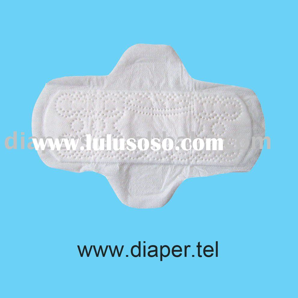 330mm Ultra Thin Cottony Sanitary Napkins,Cloth Menstrual Pads SN330C