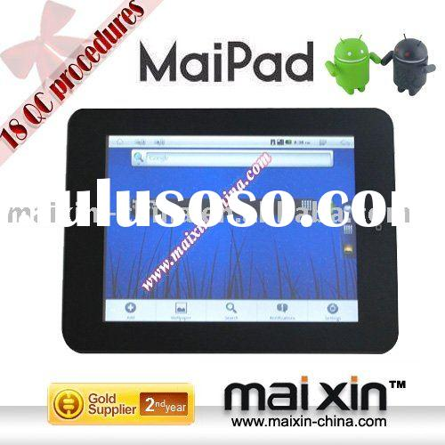 "8""Freescale Android MID Pad Flat Tablet PC"