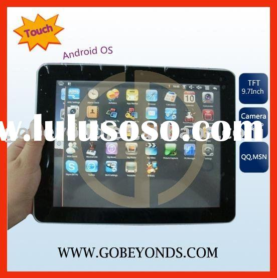 9.7 inch Google Android 1.6 Pad/Tablet PC/ MID with 3G+Camera+WiFi