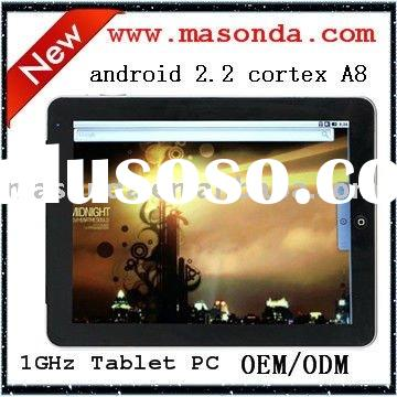 9.7 inch tablet pc 3g sim card slot android pad