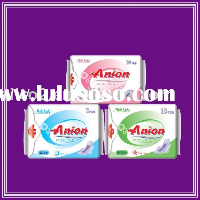 Anion Sanitary Napkin