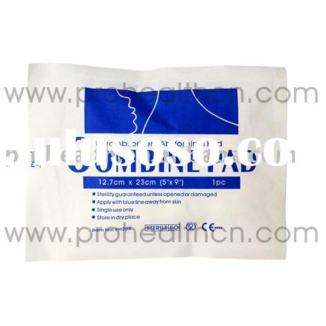 Combine pad,Absorbent Pad,cotton pad , wound dressing,wound care products