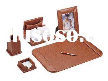 Desk Set, Desktop, Desk Pad, Stationery, Photo Frame