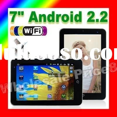 Factory Driectly 7 inch VIA8650 Android 2.2 Tablet pc MID support Flash 10.1, 2GB 256M superpad with