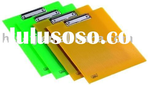 Plastic Wordpad, Writing tablet, Writing board,File folder