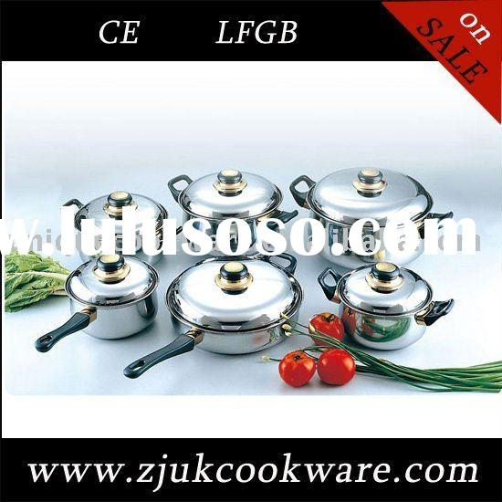 Sealed Cuisinart Cookware Set