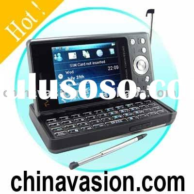 Two SIM Card Cell Phone - Full Keyboard + Touchscreen