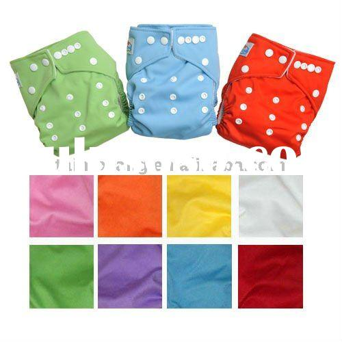 Washale reusable top quality baby cloth diapers