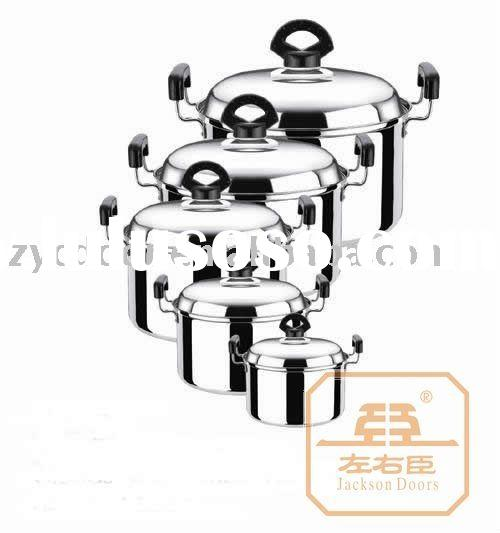 cookware stainless steel factory