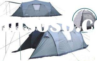 family tent for outdoor travelling and hiking camping tent and outdoor equipment