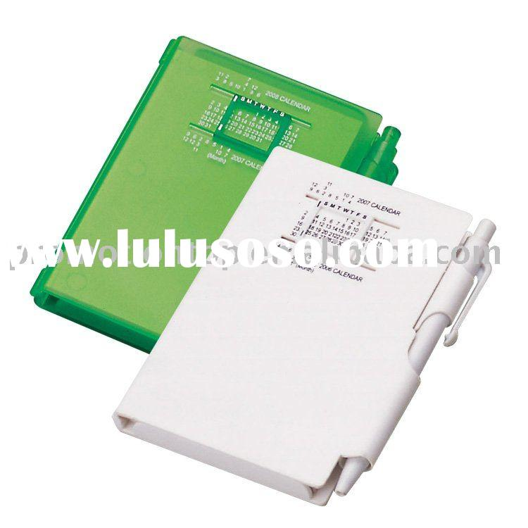 notepad pocket note book memo pad