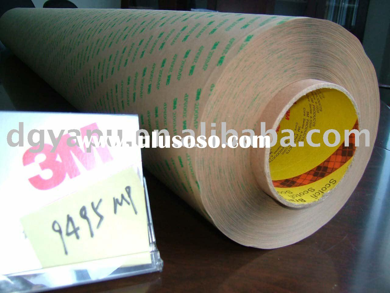 3M transparant rubber splicing adhesive  tape