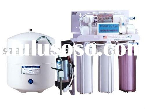 50GPD 5Stage Reverse Osmosis Water Purifier / Water Filter /Filtration System