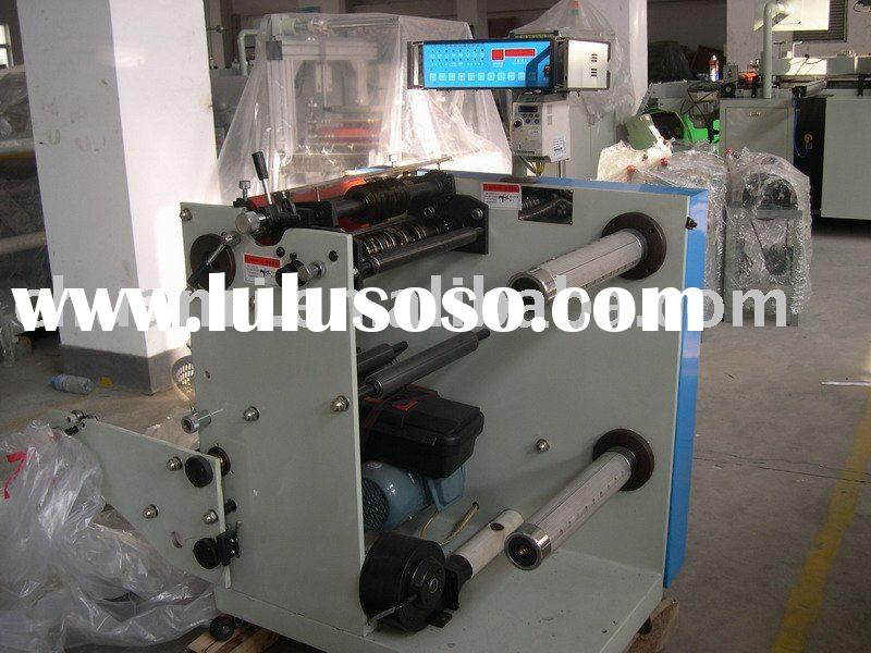 Adhesive Label Slitting Machine For Avery/Capton Tape