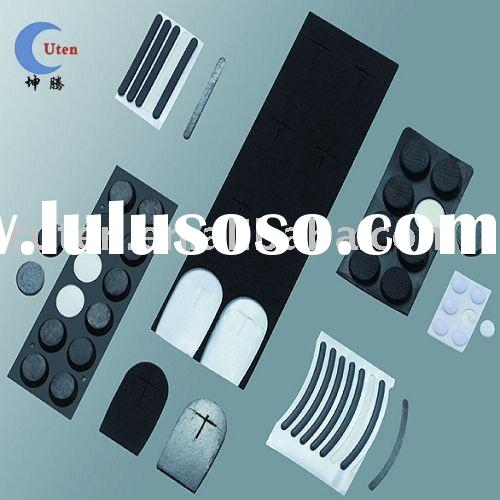 Anti-skidding Adhesive Silicone Rubber foot pads