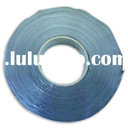 Butyl rubber adhesive tape