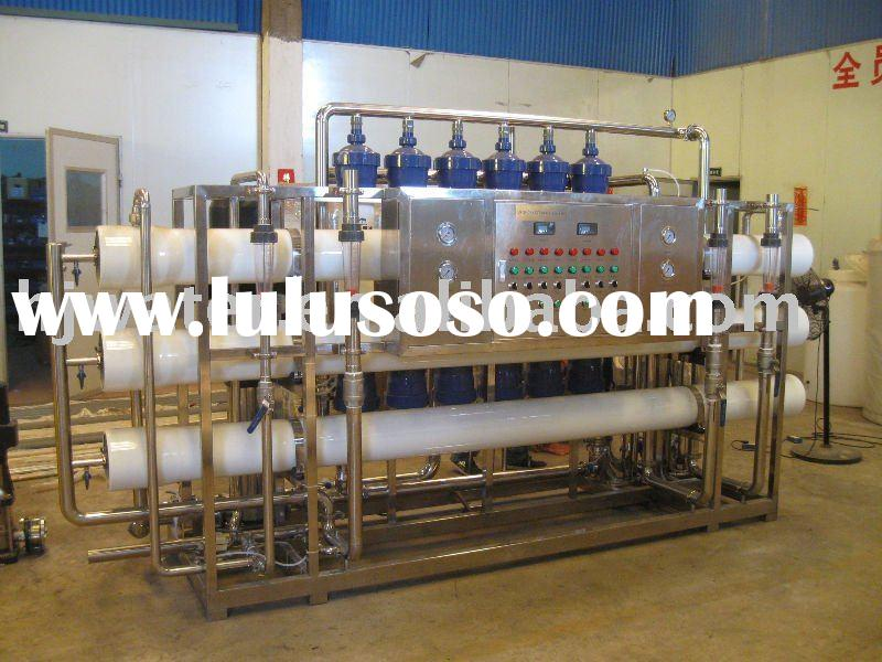 Commercial Reverse Osmosis Water Filter System