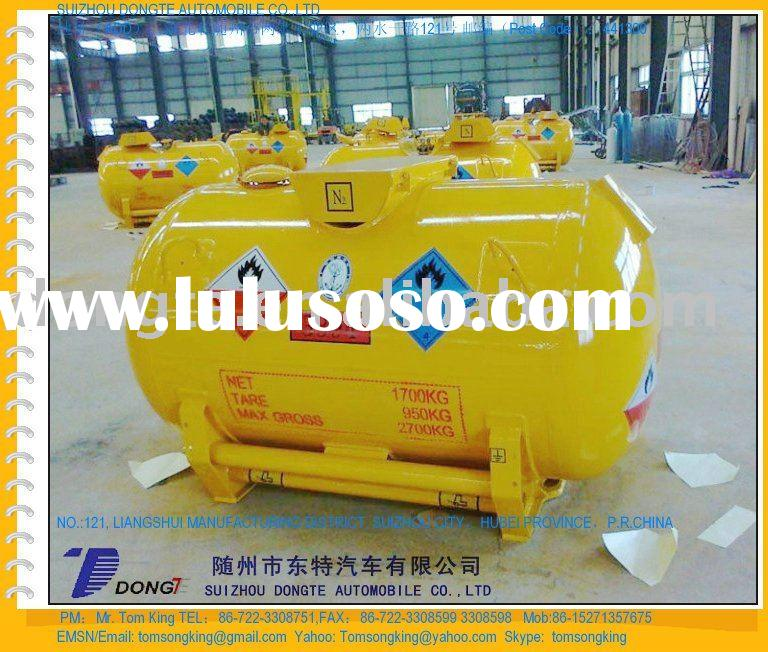 Dongte  portable tank TANK CONTAINER SOLUTION for Chemical iso tank container  manufacturerCall:86-1