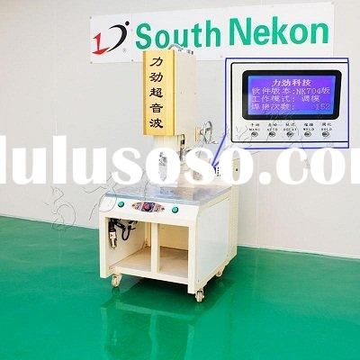 PE foam ultrasonic bonding machine (NK-S1542)