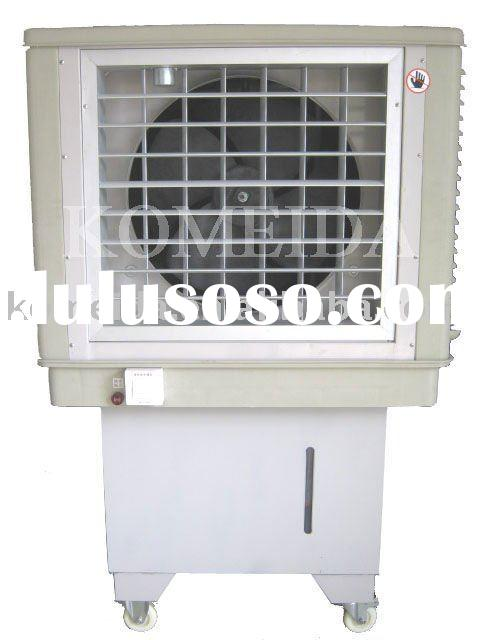 Portable air cooler with big water tank