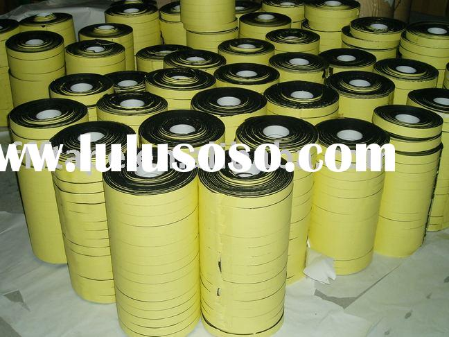 SBR Foam Tape( Rubber foam)/EPDM foam tape/adhesive tape/insulation sealing tape