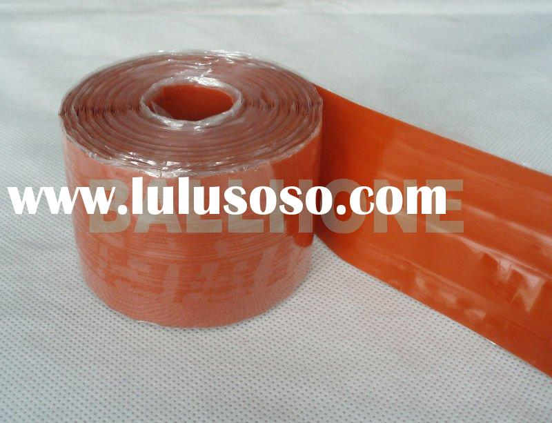 Silicone Rubber Self Adhesive Tape